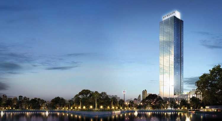 The St. Regis Kuala Lumpur is the latest one in the chain to open, with three more to follow soon this year.