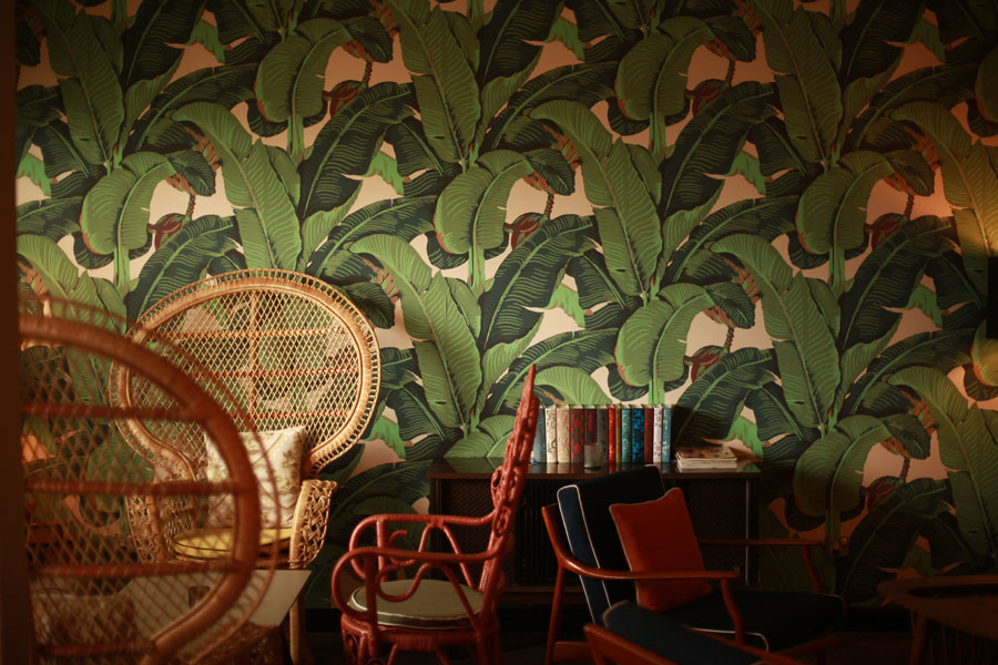 Be transported to a 1950s Malay home when dining at Hit & Mrs.