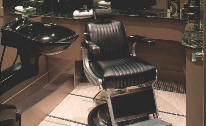 Hong Kong male grooming salon Gentleman's Tonic