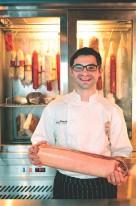 Hong Kong restaurants: Linguini Fini Executive Chef Vinny Lauria