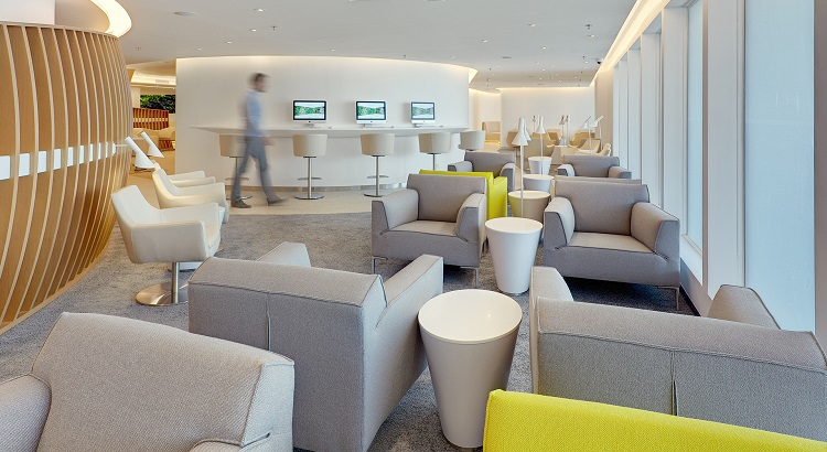 The lounge is Skyteam's first VIP Lounge in the Greater China region.