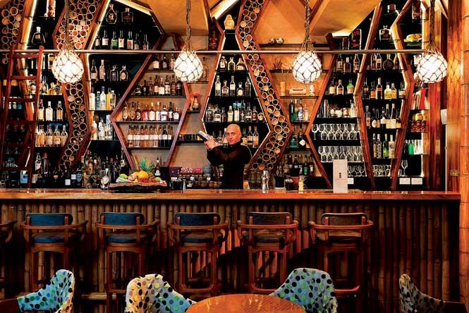 Hong Kong's Honi Honi tiki lounge will host a rum festival.