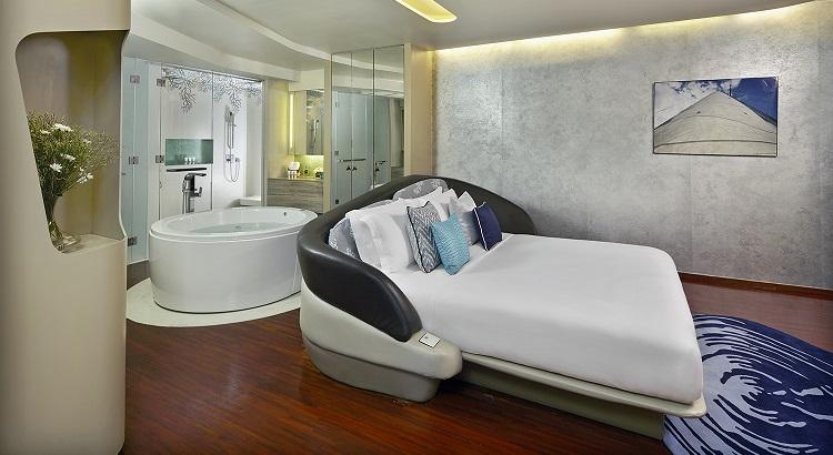 The Baraquda Suite at Baraquda Pattaya.