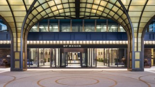 Hotel Entrance酒店正门