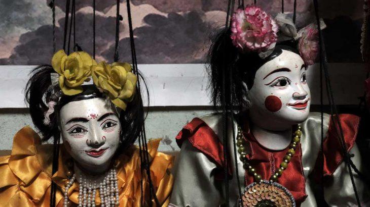 Meet Myanmar's Master of Puppets