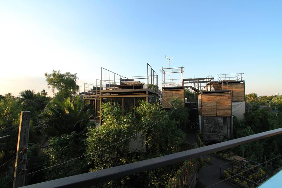 Bangkok Tree House Overview