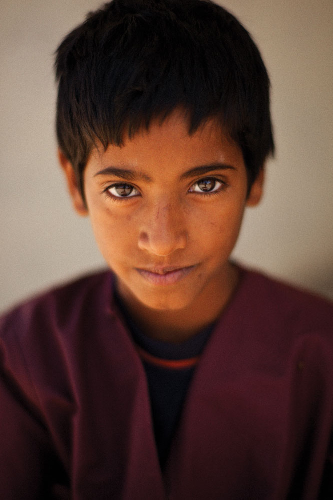 A Dhofari boy.