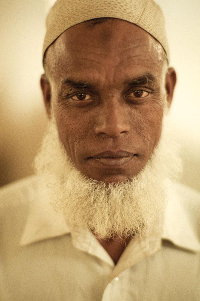 A Salalah merchant.