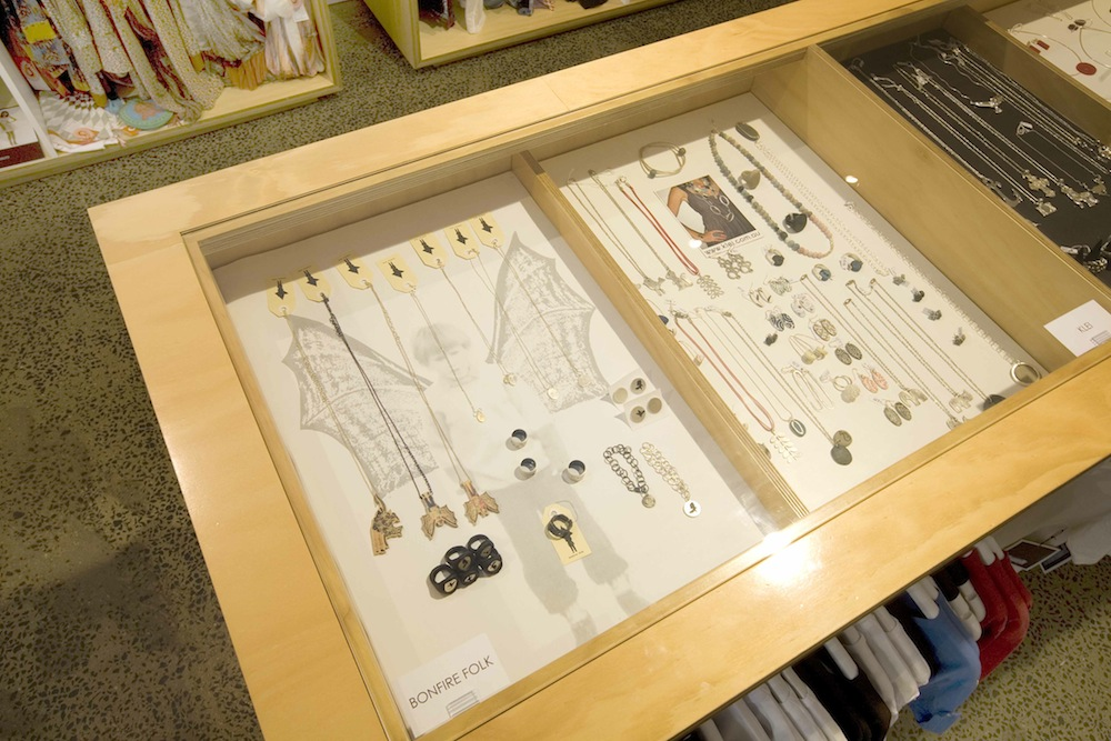Jewelry and knick knacks at Design a Space.