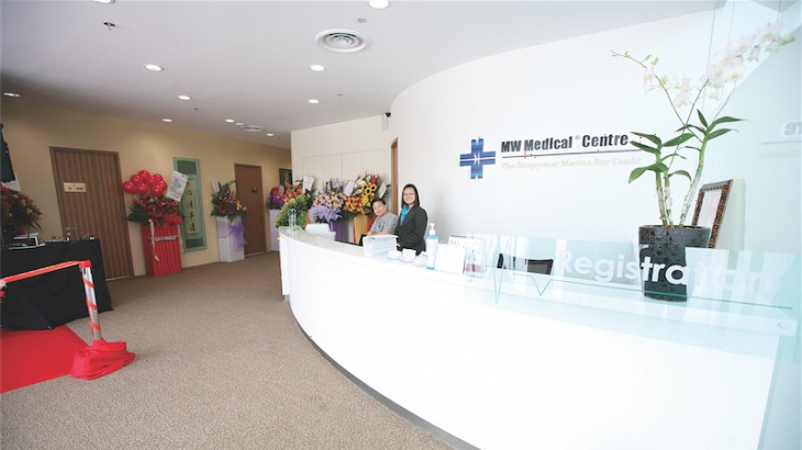 Medical tourism: MW Medical Center in Singapore
