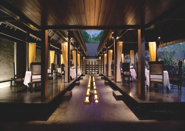 Il Ristorante of the Bulgari Resort Bali will host a dinner dedicated to Antinori wines.