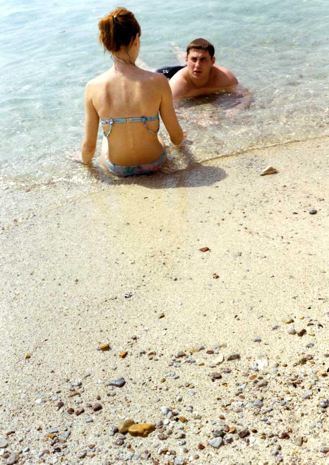 Koh Laan's Samae Beach.