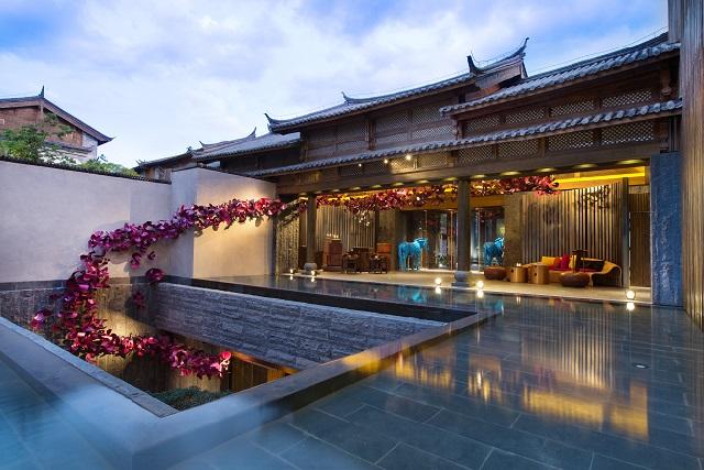 Hotel Indigo Lijiang Ancient Town, Lijiang, China