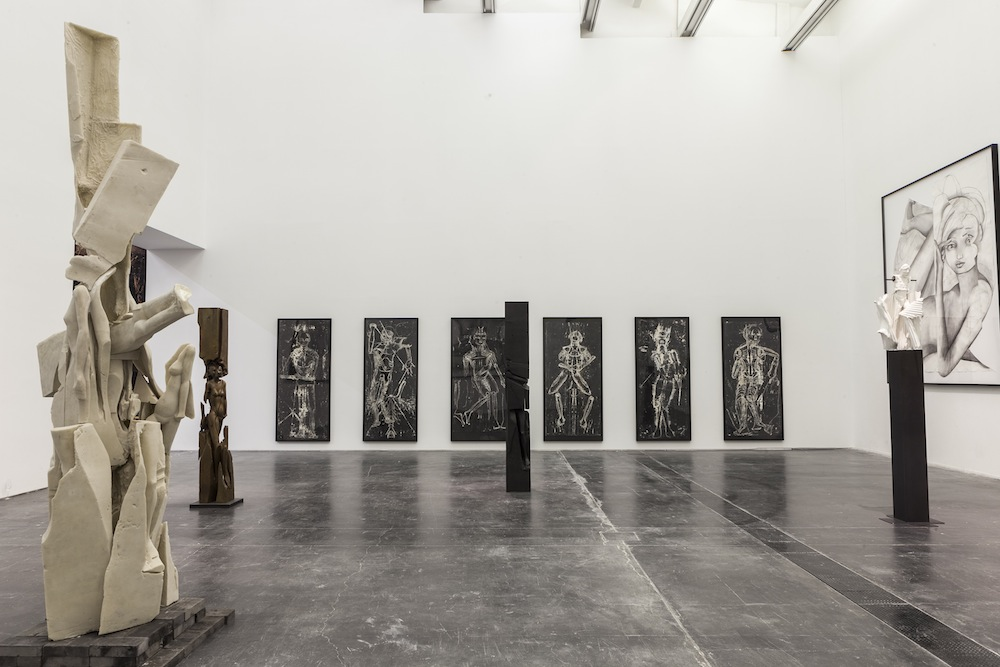 Seven Angelino artists are currently on display in Beijing's UCCA.