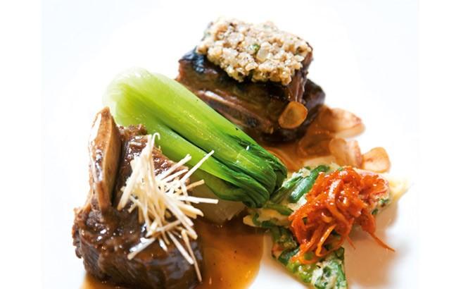 Inter-Continental-Hotel_Duet-of-Hanwoo-beef-----Kalbi-jim