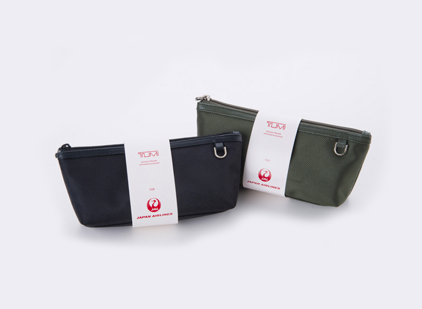 The new series of amenity kits is expected this Spring.