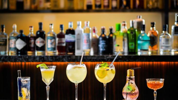 JIN at Ebony Cocktails
