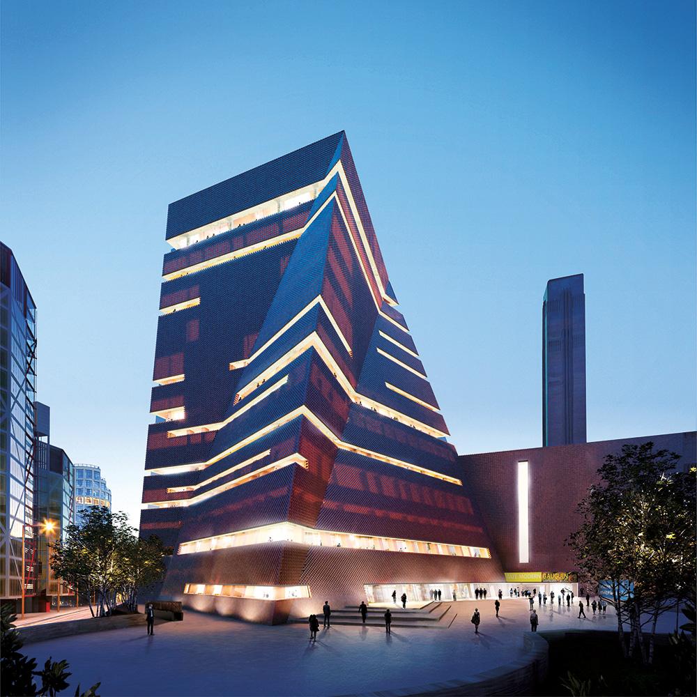 London's new Tate Modern