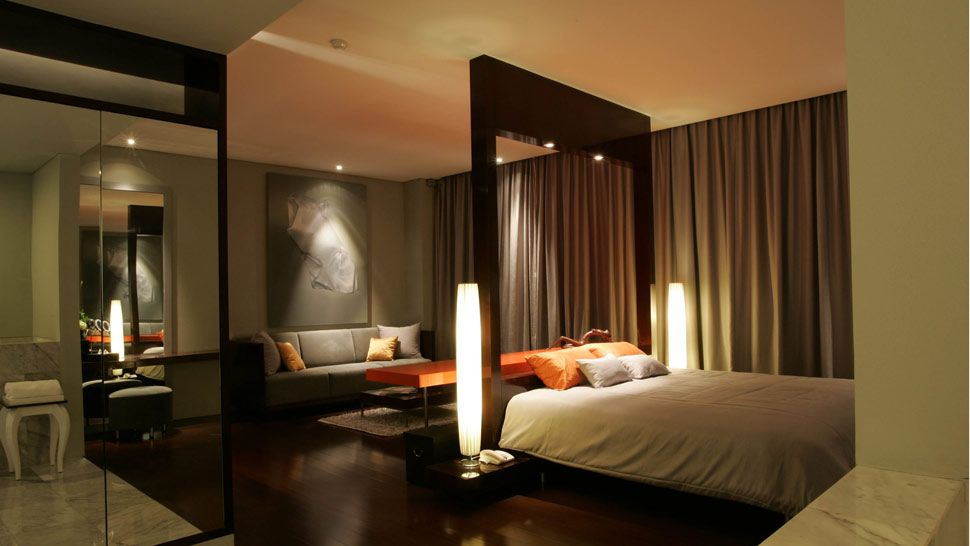 Back To Jakarta Hotels Alila Bedroom Living Room