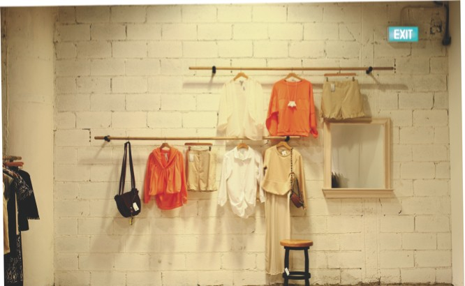 Jakarta shopping: the Goods Dept. in Plaza Indonesia