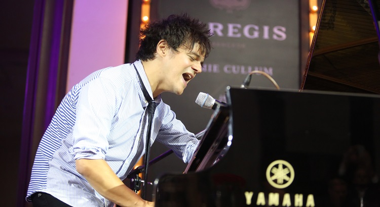 Jamie Cullum was named a St. Regis ambassador in December 2015.