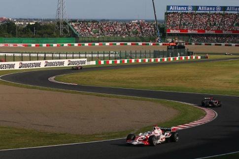 Suzuka International Circuit, Japan