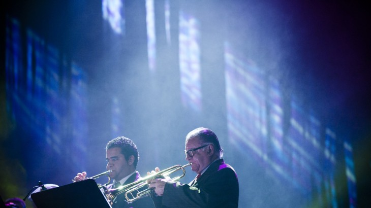 "Trumpeter Manuel ""Guajiro"" Mirabal will be playing at Sing Jazz this year with Cuban musical legends Orquesta Buena Vista Social Club. (Photo: Dunja Doopsaj)"