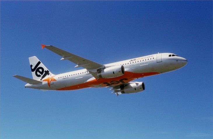 The flight offers the first direct route between the two cities.