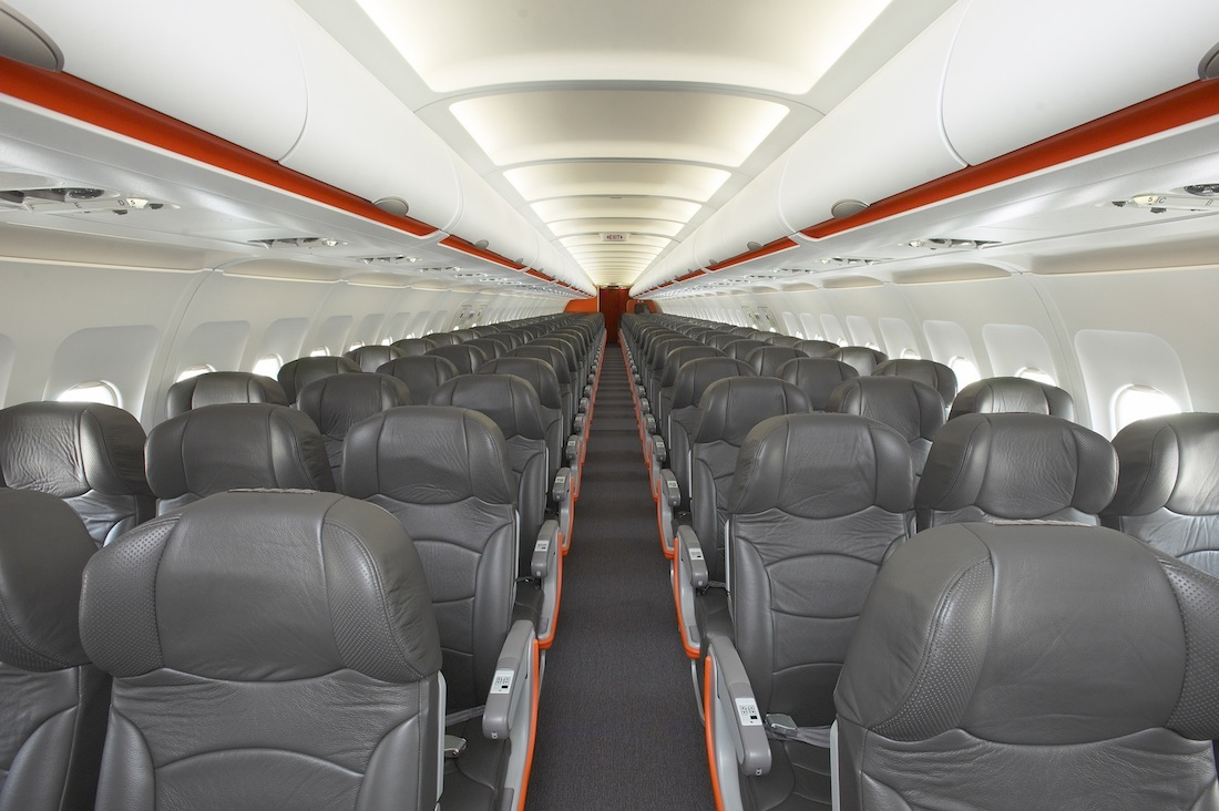 The service is available offline, so playlists are accessible in the air. Photo by Jetstar Asia
