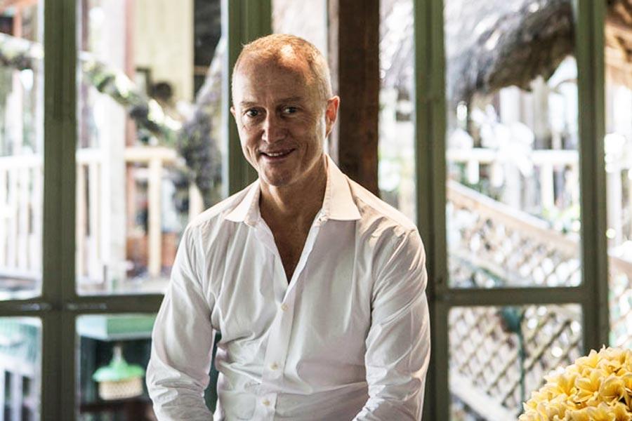 John Hardy's creative director Guy Bedarida