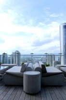 KL Bar View Rooftop View