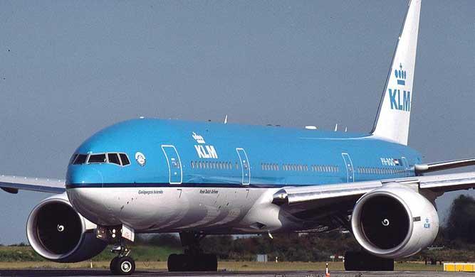 KLM-Boeing-777