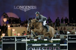 The Longines Los Angeles Masters took place Sep. 25-28, followed by the Gucci Paris Masters, Dec. 4-7.