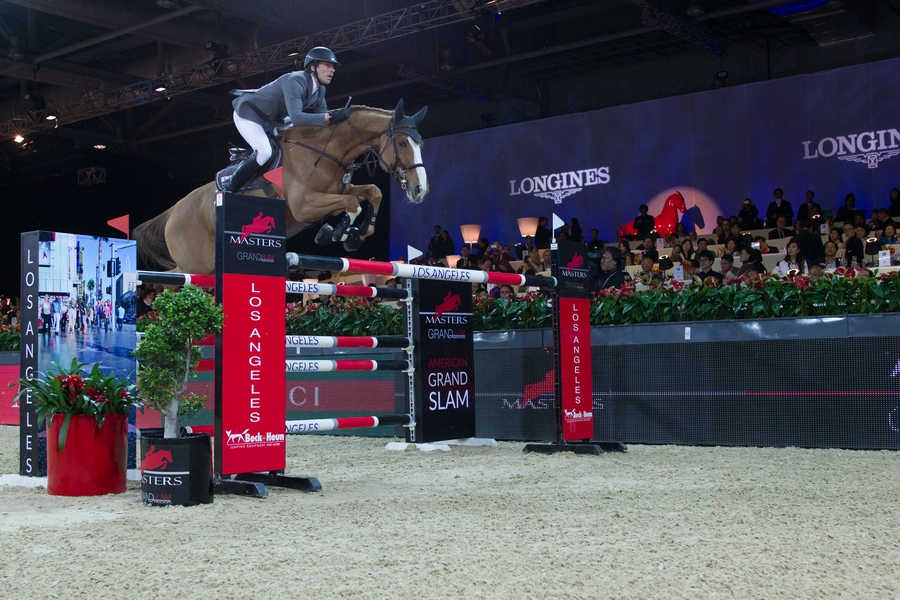 The Grand Slam competitions draw the world's best riders and crowds of up to 50,000 spectators.
