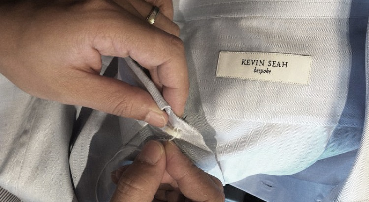 Kevin Seah is one of Singapore's finest bespoke tailors.