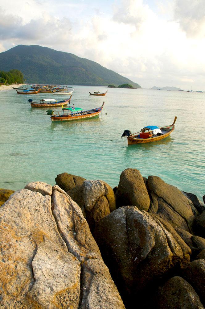 Seaside Serenity on Koh Lipe.