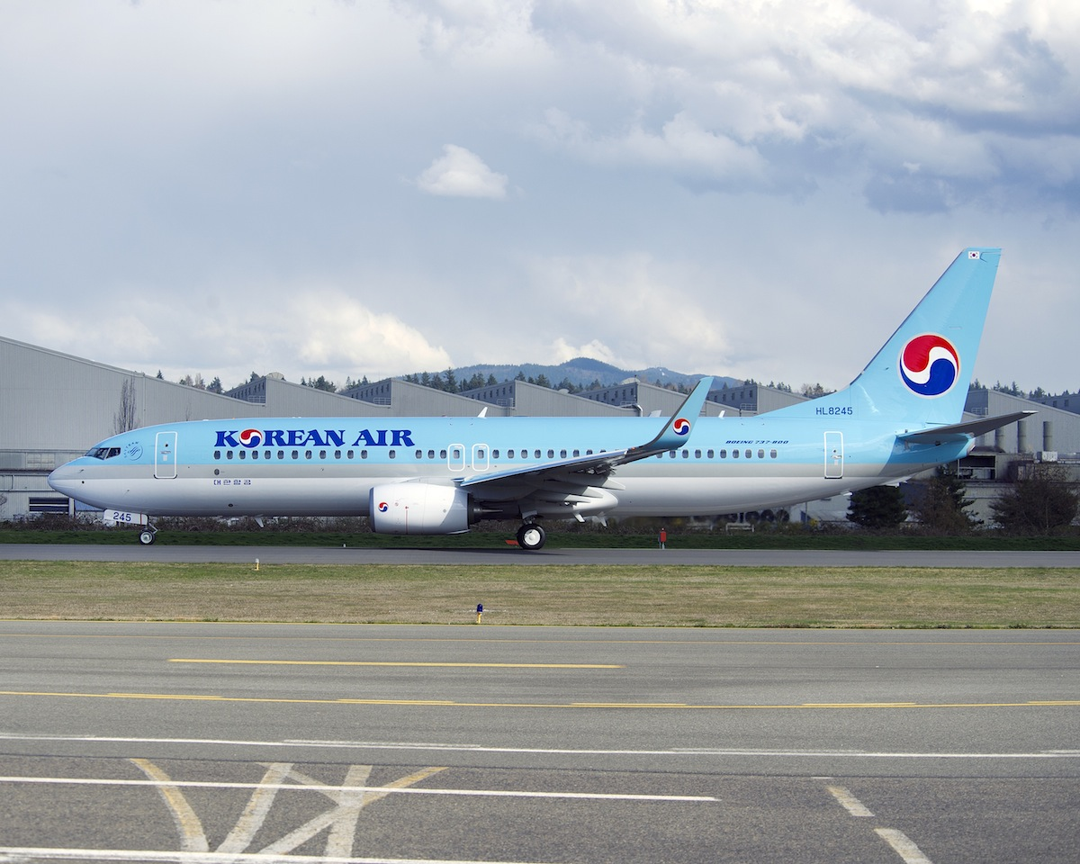 Korean Air now allows continuous use of personal electronic devices aboard all flights.
