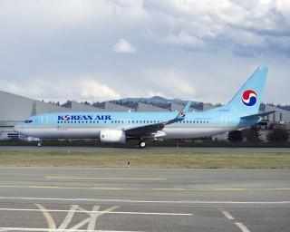 Korean Air B737-800