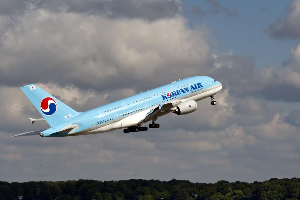 Korean Air will add it's KE code to Etihad flights between Incheon and Abu Dhabi.