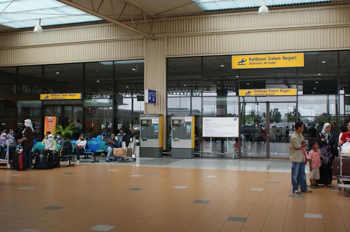 Kuala Lumpur's LCCT airport will close May 9.