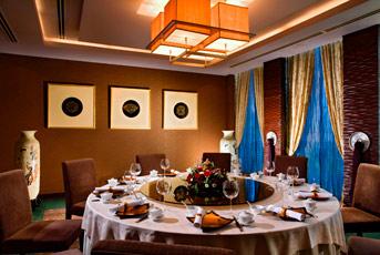 La Bai Chinese restaurant.