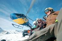 Powder to the People Gulmarg Heliski offers an uplifting experience in the Kashmir Himalayas.