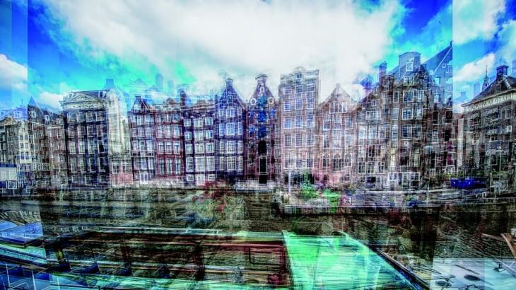Amsterdam Rederij Plas I by Laurent Dequick.
