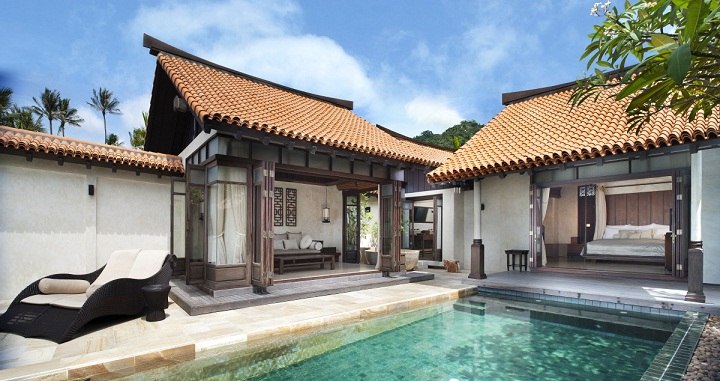 Le Meridien Koh Samui Resort & Spa Ocean Pool Villa