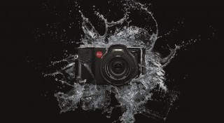 The Leixa X-U is Leica's first water and dust-resistant camera.