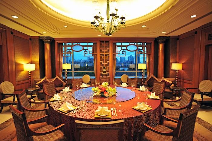 Li Palace Restaurant.