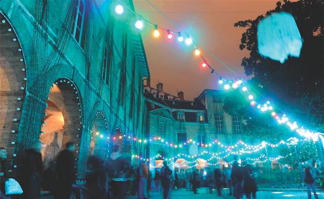Lyon events: the Festival of Lights