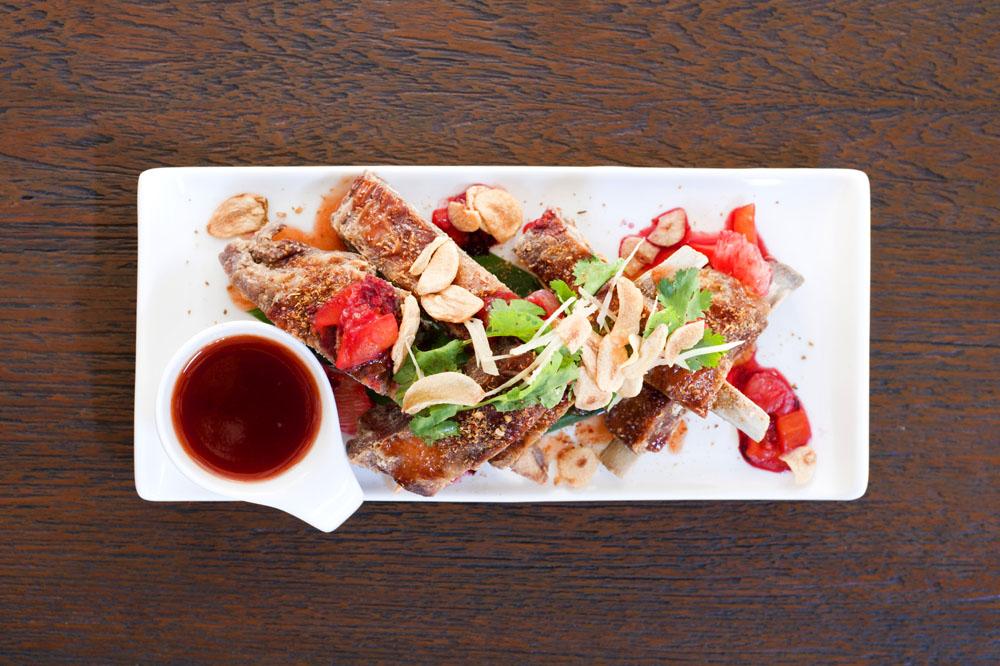 Southeast Asian flavors mix at Mamasan.