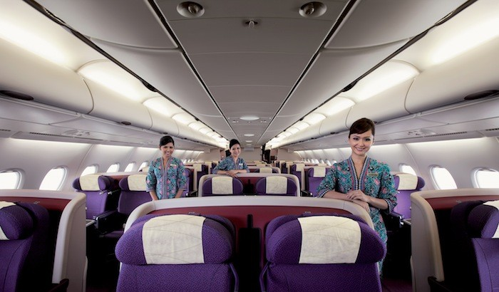 Malaysia Airlines to begin flying to Krabi, Thailand in February.