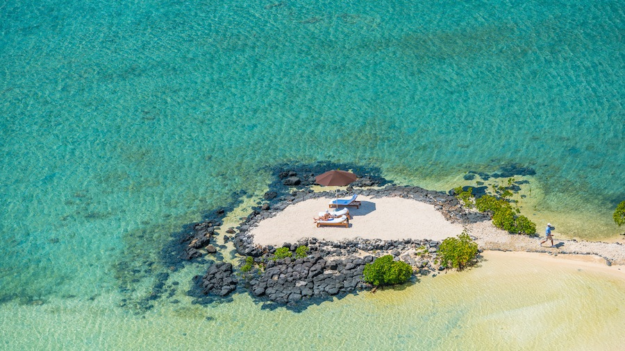 Guests can experience Four Seasons Resort Maldives at Kuda Huraa with the excursions.
